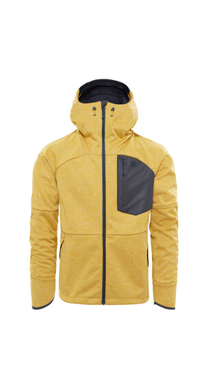 The North Face Thermoball Windwall Jas geel
